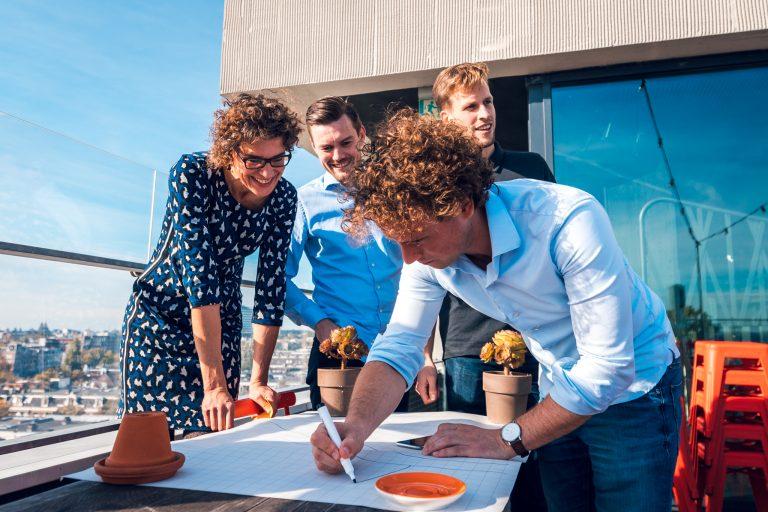 Een schoolvoorbeeld: kennisdelen en Enterprise Architectuur best practices
