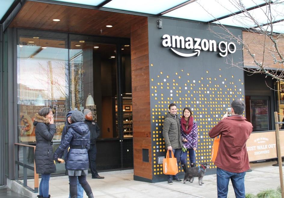 Amazon Go: Digitale waarde!