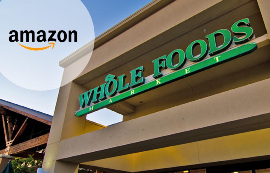 Amazon neemt Whole Foods Market over